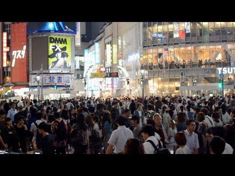 Tokio bei Nacht Video-Doku von Jörg Langer