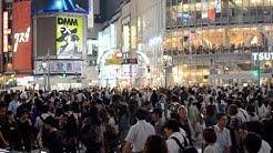 Tokio bei Nacht (Video-Doku von Jörg Langer)
