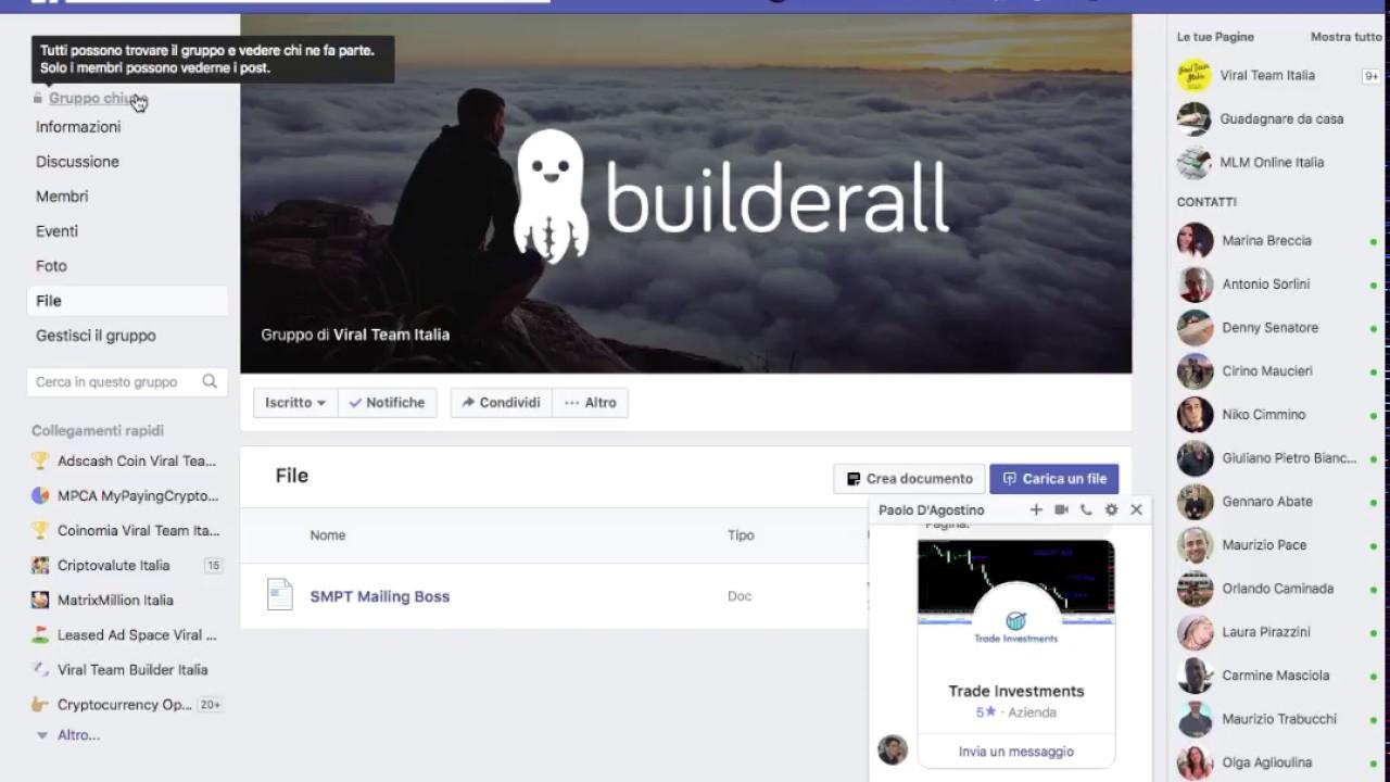 Tutorial su come creare una casella email professionale con Builderall