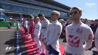 Download Video Hymne national F1 GP MONZA ITALIE 2017 Francesca Michielin MP3 3GP MP4