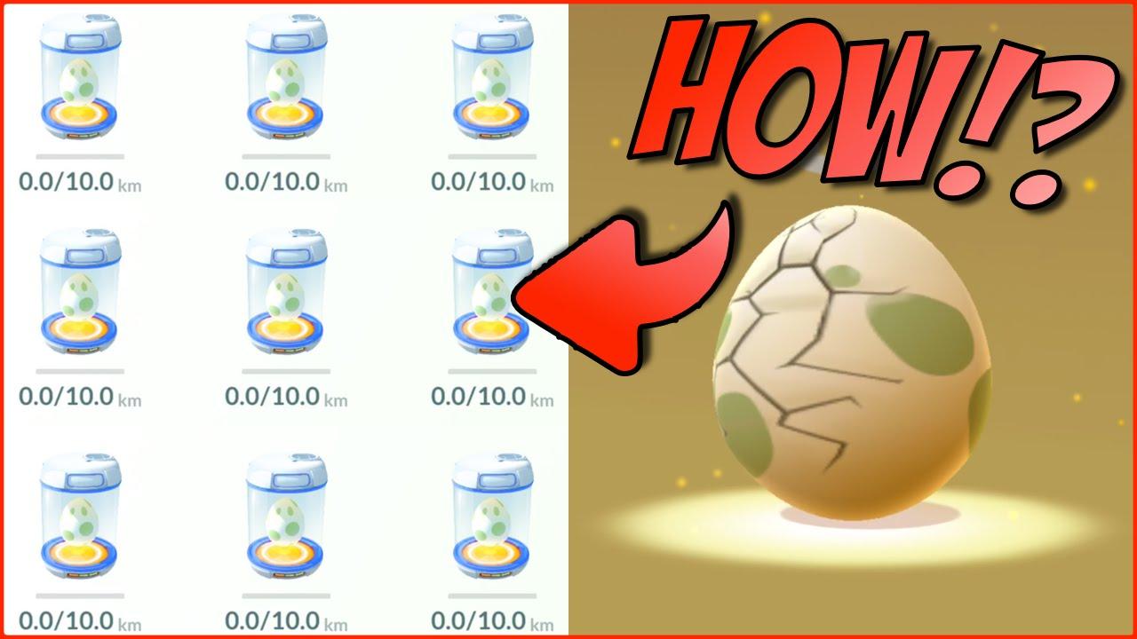 Image result for pokemon go egg hatching