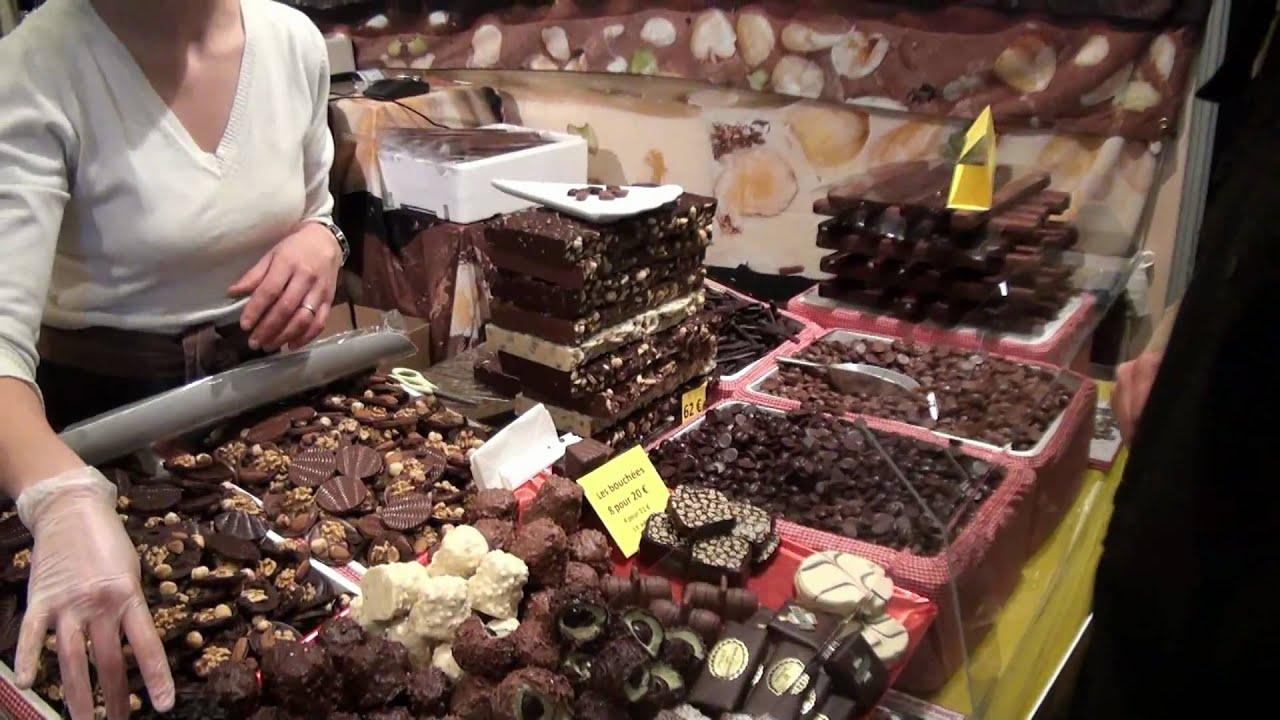 Salon du chocolat paris 2010 4 les stands youtube for Salon des ce paris
