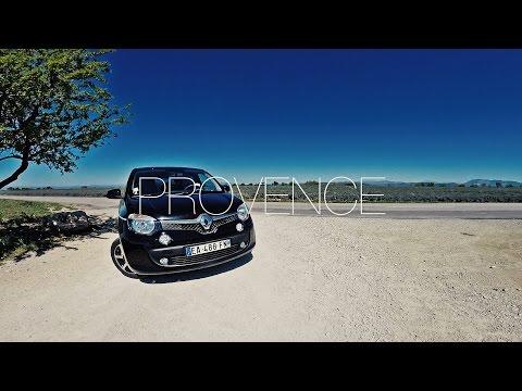 Provence France Road Trip 2016 - Gorge du Verdon, Nimes, Pont du Gard