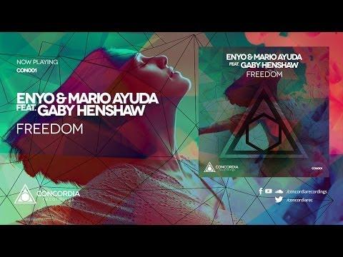 Enyo & Mario Ayuda - Freedom mp3 indir