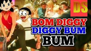 Bum diggy diggy bum bum song in Doraemon cartoon von DS
