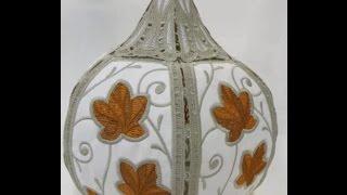 Freestanding Lace Applique Tutorial