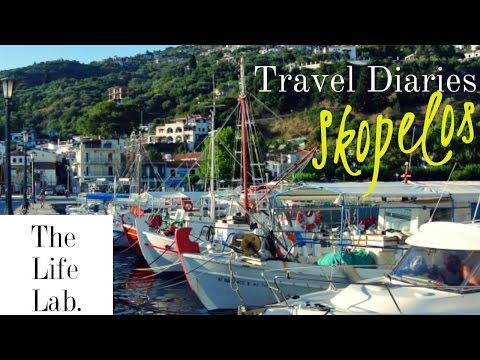 Travel Diaries: Skopelos | Greece | The Life Lab.