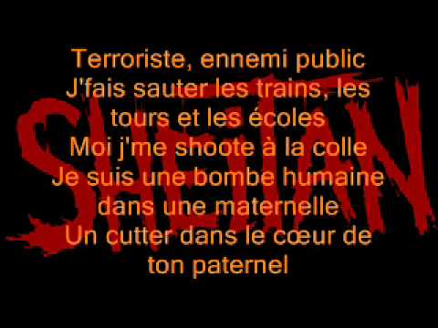 Bâtards de barbares - La Caution - Sheitan