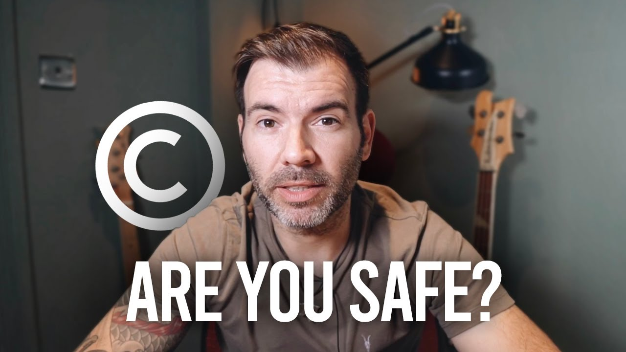 HOW TO COPYRIGHT YOUR MUSIC 2019