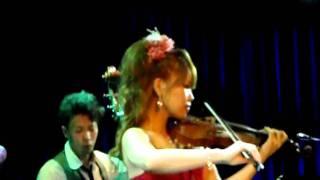 2011年 asian Trinity新春ライブ 原宿ラドンナにて 田村まり 田村りさ ...
