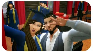 Graduations!!🎓  l The Sims 4 l Life With The Pearson's👨👩👧👦l S2 l Episode 40