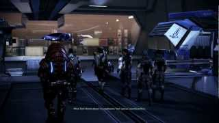 Mass Effect 3 Citadel DLC: All companions
