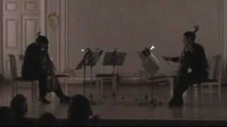 J.Schenck, 2 violas da gamba sonata op.8/3 (mov 4, 5) Nazar Kozhukhar, Vladimir Gavrushov