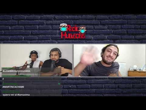Radio Huevadas - Hoy Martín Mendoza (El Brothercito máximo)