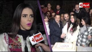 دنيا عبد العزيز تكشف عن دورها في مسلسل 'البارون'  .. فيديو