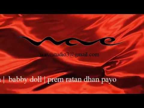Classical Dance Mix - Samjhawan Ambarsariya Chittiyaan kalaiyaan Baby doll Prem ratan dhan payo