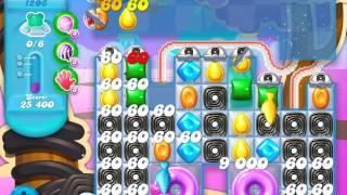 Candy Crush Soda Saga Level 1206 (3 Stars)