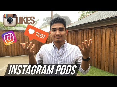 Instagram Pods and Engagement Groups : The Breakdown - CJ Creative Agency