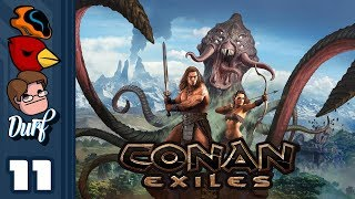 Let's Play Conan Exiles - PC Gameplay Part 11 - Yar Har!