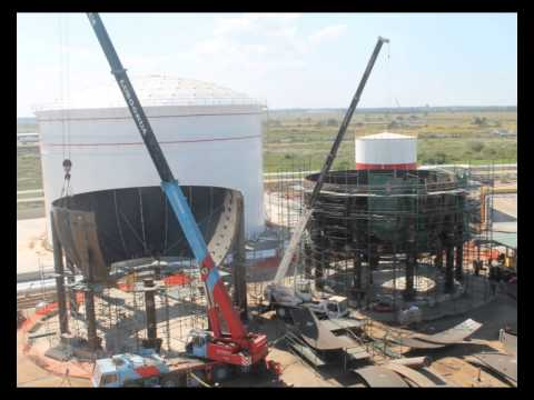 Steval Engineering - LPG Storage Spheres