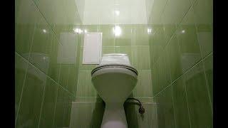 Как недорого сделать красивый ремонт в туалете HD