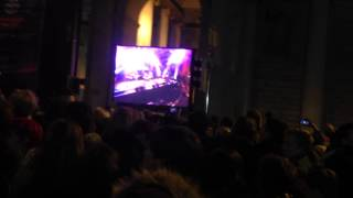 All I Want. Kodaline count diwn concert in College green! Welcome 2015!!