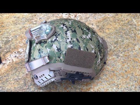 Fma maritime helmet (ops core) in Aor2