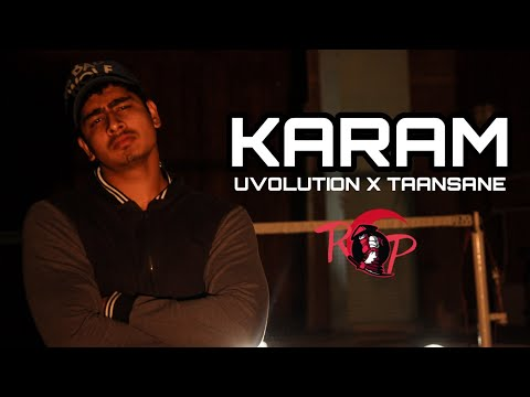 KARAM | Uv ft. Tansane | new hip-hop | desi hip-hop | Bhilai