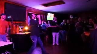 Shinedown 45 Karaoke at Black Friday Sing Off 2013