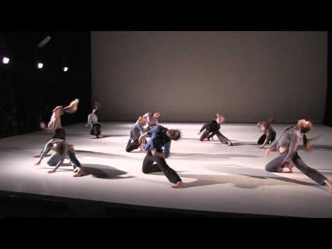 MIDTERM Trailer   Modern Theatre Dance (AHK / Amsterdam University of the Arts)