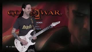 God of War 2 Meets Metal