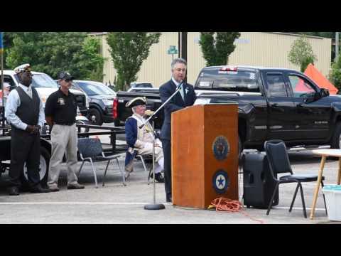 05-30-2016 Memorial Day Service