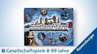 Ravensburger Scotland Yard - Video-Spieleanleitung