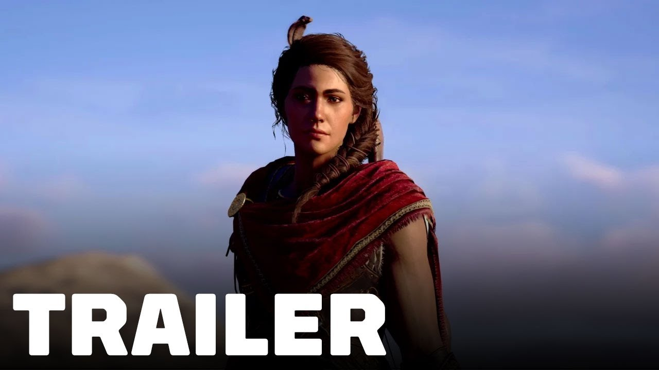 Five Reasons You Ll Be Krazy For Kassandra In Assassin S Creed