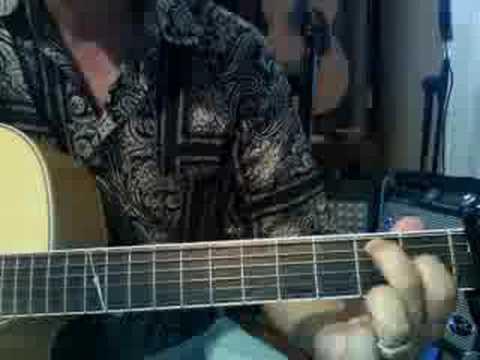 Van Morrison - Into the Mystic - Guitar Lesson