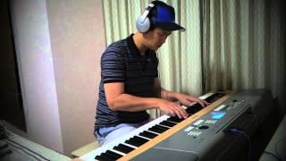 ก้อนหินก้อนนั้น-โรส ศิรินทิพย์ (piano cover)