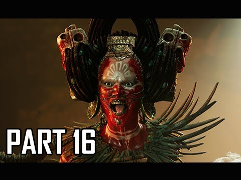 Shadow of the Tomb Raider Walkthrough Part 16 - Queen (Let ...  Shadow of the T...