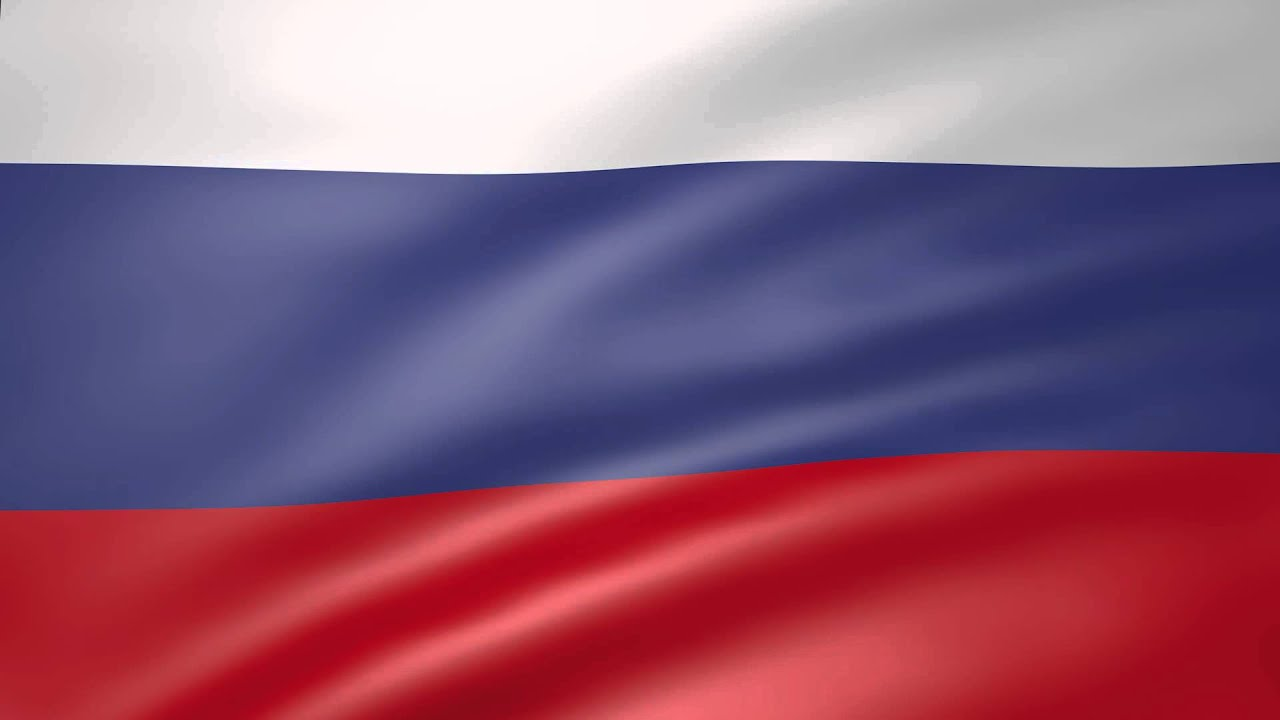 Animated Flag Of Russia Youtube