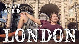 LONDON | Planet Peacock (w/ Dalton Castle)