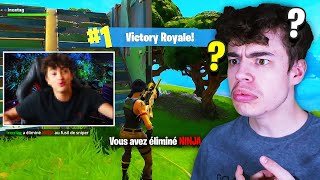 DEVINE le YOUTUBEUR SAISON 1 seulement avec son GAMEPLAY Fortnite !