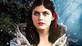 Disney's Snow White Live Action Costume Design