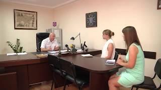 Керівник Лозівської місцевої прокуратури Ігор Білодід відзвітував