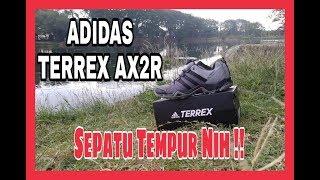 ADIDAS TERREX AX2R - Sepatu Outdoor Enteng !!