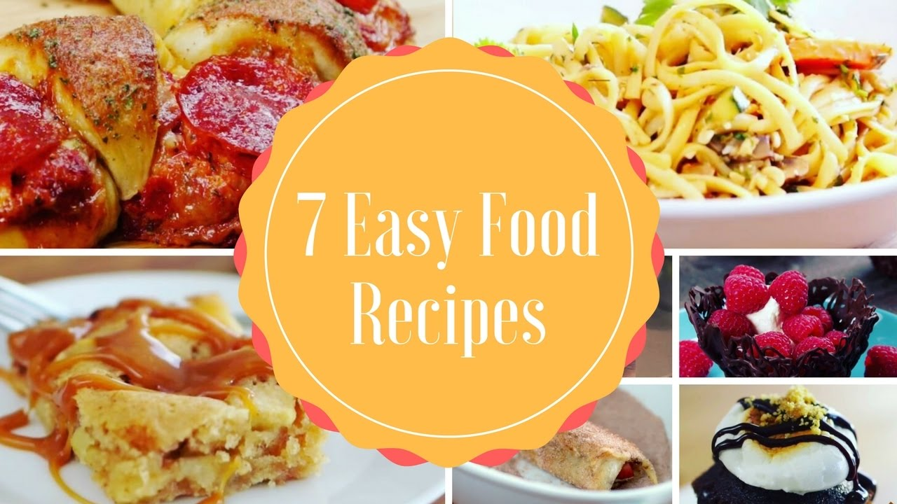 7 easy food recipes to make at home instagram compilation 7 easy food recipes to make at home instagram compilation instafood tv part 18 forumfinder Images