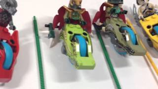 LEGO Speedorz / Legends of Chima Collection: EVERY Speedorz from January 2013!