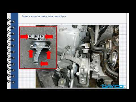 Moteur-Outil de Réglage Courroie Crantée pour VAG Audi Seat Skoda VW 1.2 1.4 TSI