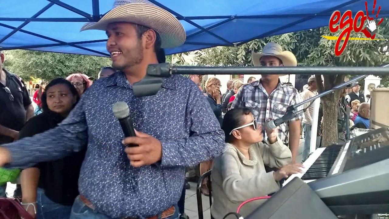 Musical Milagro Ya Es Una Tradicion En La Plaza De Armas En Chihjuahua Youtube