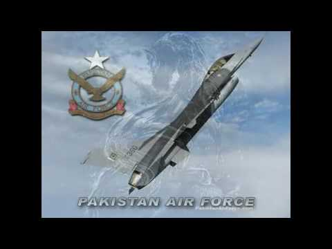 Pakistani and Israeli air force dogfight
