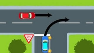 Nz Road Code Intersection Questions 24-46