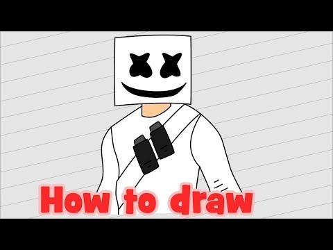 How To Draw With Tf On How To Draw Fortnite Characters Raven